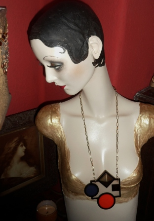 2013-10-22 upcycle mannequin 053