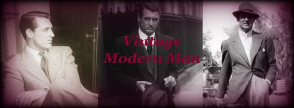 vintage modern man