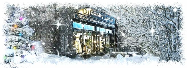 Mooshy snow